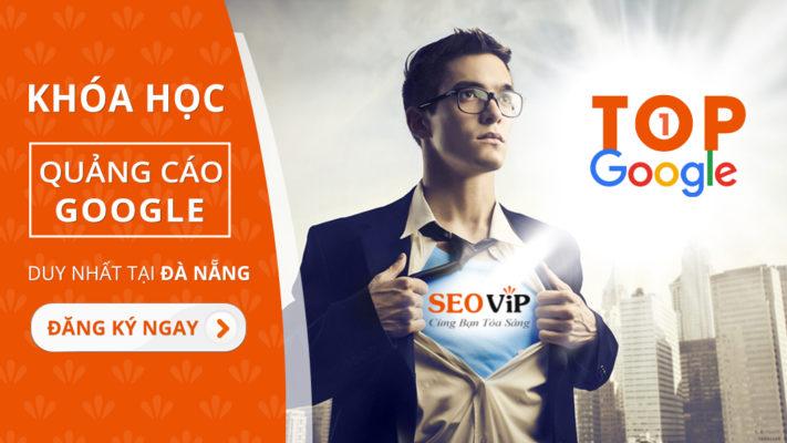 Khóa học Google Ads tại Đà Nẵng SEOViP