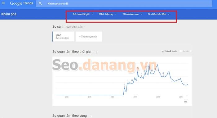 google trends2'