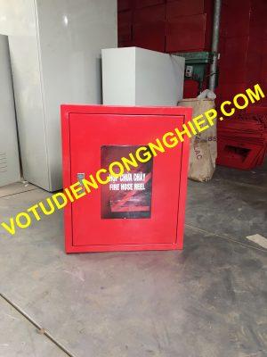 Cơ điện Delta - Votudiencongnghiep gia công tủ chữa cháy theo bản vẽ